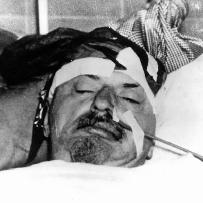 20th August 1940: Leon Trotsky attacked with an ice axe in Mexico
