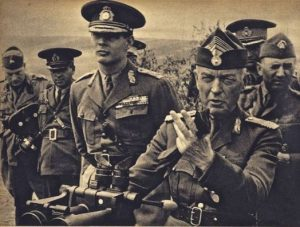 King Michael of Romania's Coup