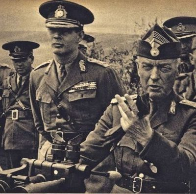 23rd August 1944: King Michael of Romania leads a coup d'etat against Ion Antonescu
