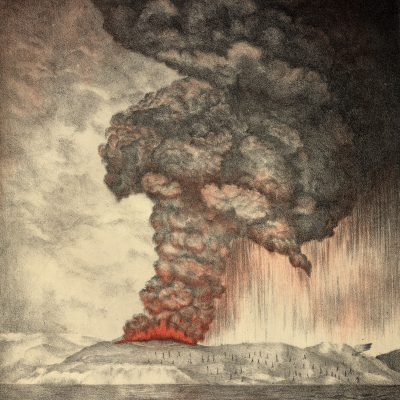 27th August 1883: The eruption of Krakatoa