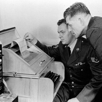 30th August 1963: The Moscow-Washington hotline enters operation