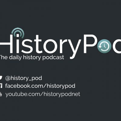 31st August 2019: Goodbye from HistoryPod