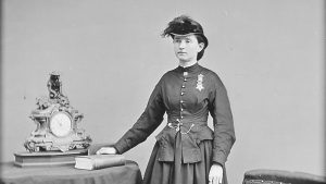 Dr Mary Edwards Walker