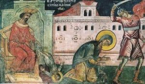 Diocletian's Great Persecution