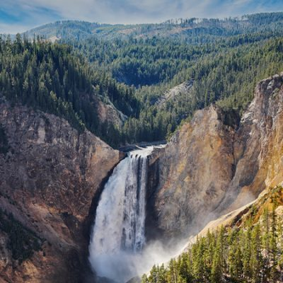 1st March 1872: Yellowstone becomes the world's first national park