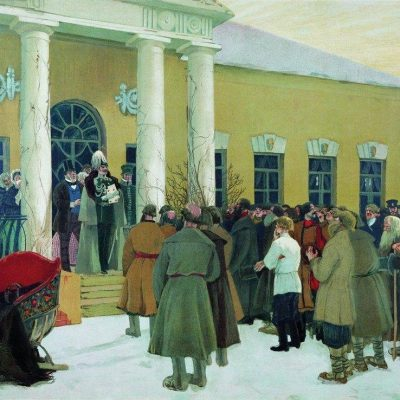 3rd March 1861: Tsar Alexander II signs the Emancipation Manifesto
