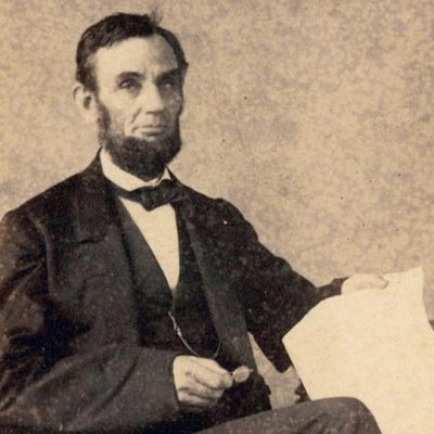 5th August 1861: Abraham Lincoln signs US income tax into law to help pay for the American Civil War