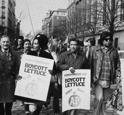 23rd August 1970: Start of the Salad Bowl Strike, the largest farm worker walkout in U.S. history