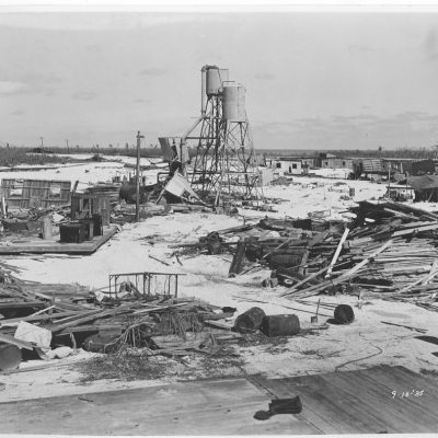 2nd September 1935: The Labor Day hurricane, the most intense hurricane to ever make landfall