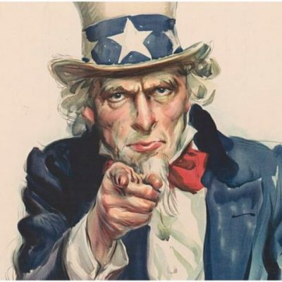 7th September 1813: According to tradition, the United States gained its nickname, 'Uncle Sam'