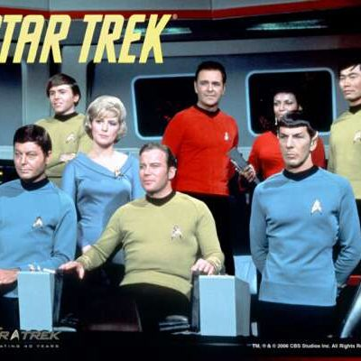 """8th September 1966: Star Trek makes its television debut with """"The Man Trap"""""""