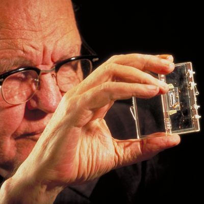 12th September 1958: The world's first integrated circuit demonstrated by Jack Kilby
