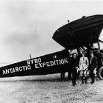Richard E. Byrd's first South Pole aircraft