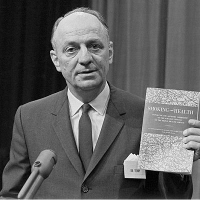11th January 1964: US Surgeon General publishes groundbreaking report on the health effects of tobacco smoking