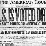 Nebraska votes for the 18th Amendment