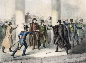 Assassination attempt of Andrew Jackson