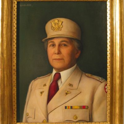 13th March 1942: Julia Flikke, the commander of the Army Nurse Corps, became the first female Colonel in the United States