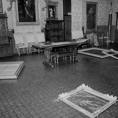 18th March 1990: 13 works of art stolen from Boston's Isabella Stewart Gardner Museum in the world's largest ever art theft