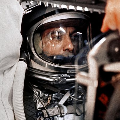 5th May 1961: Astronaut Alan Shepard becomes the first American to travel in space on board Freedom 7