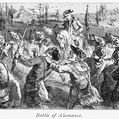 16th May 1771: The Battle of Alamance ends the Regulator Movement in Provincial North Carolina
