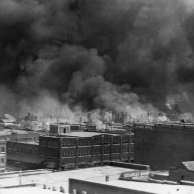 31st May 1921: The Tulsa Race Massacre breaks out in Oklahoma