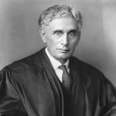 1st June 1916: Louis Brandeis becomes the first Jewish justice on the U.S. Supreme Court