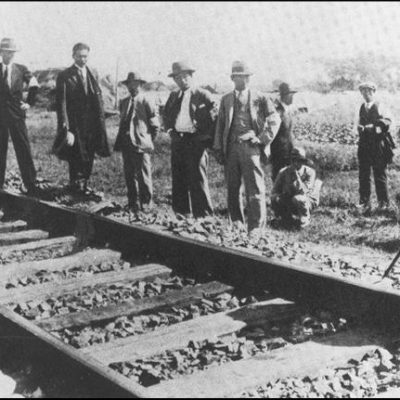 18th September 1931: The Manchurian Crisis begins after Japanese forces bomb the South Manchuria Railway